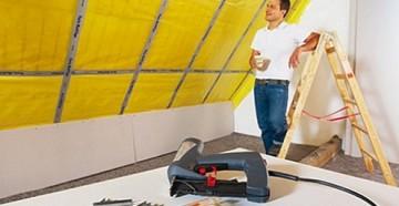 Как сделать грамотную шумоизоляцию крыши в доме