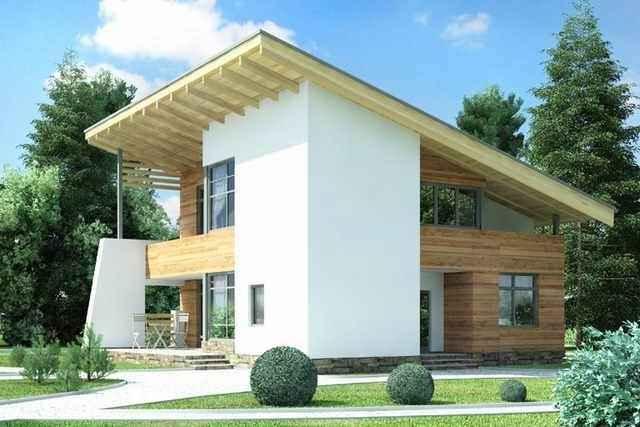 Как сделать односкатную крышу из профнастила своми руками