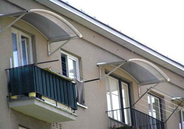 Крыша на балкон из поликарбоната что это ткое