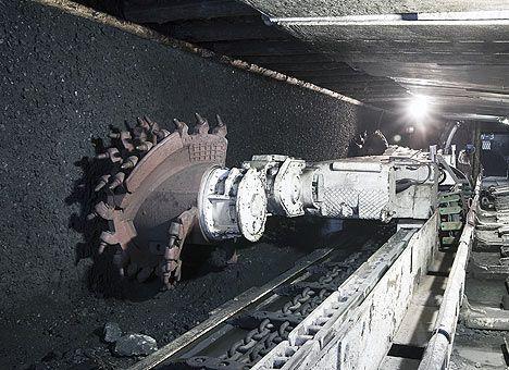 подземная добыча угля - что это такое