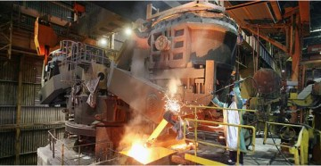 как производится сталь