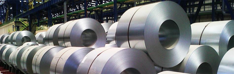Производство оцинкованной стали в рулонах - как это происходит
