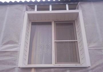 Как обшить окна сайдингом своими руками - советы профессионалов