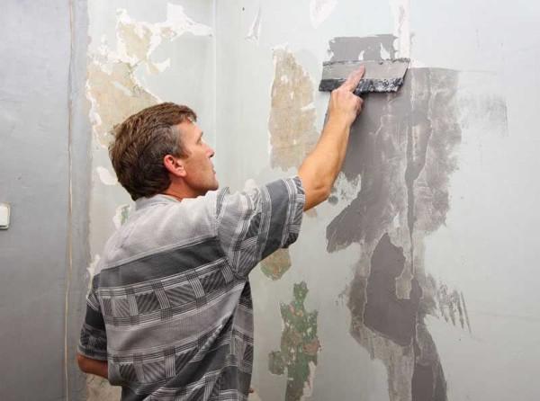 Как шпаклевать стены — пошаговая инструкция в фото