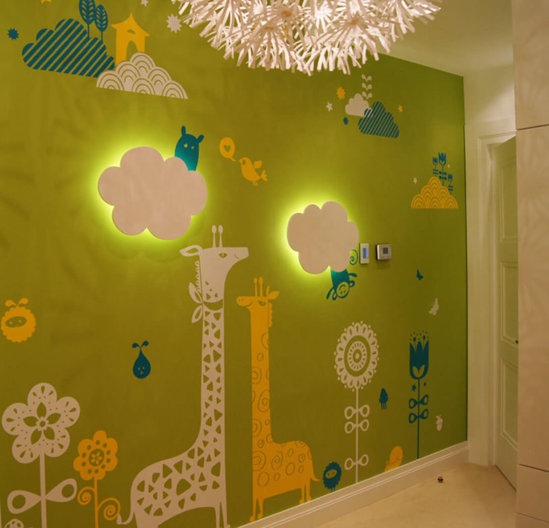 Дизайн покраски стен своими руками фото фото 555