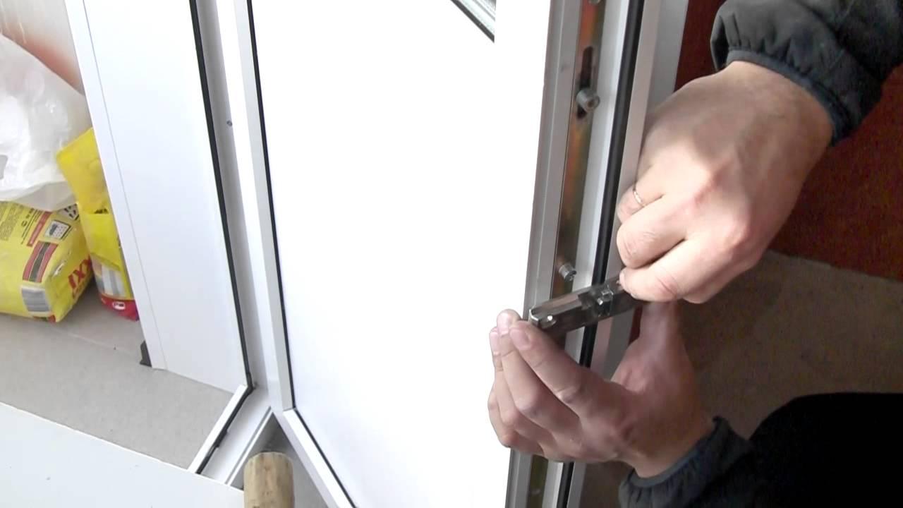 Пластиковая дверь своими руками фото 171