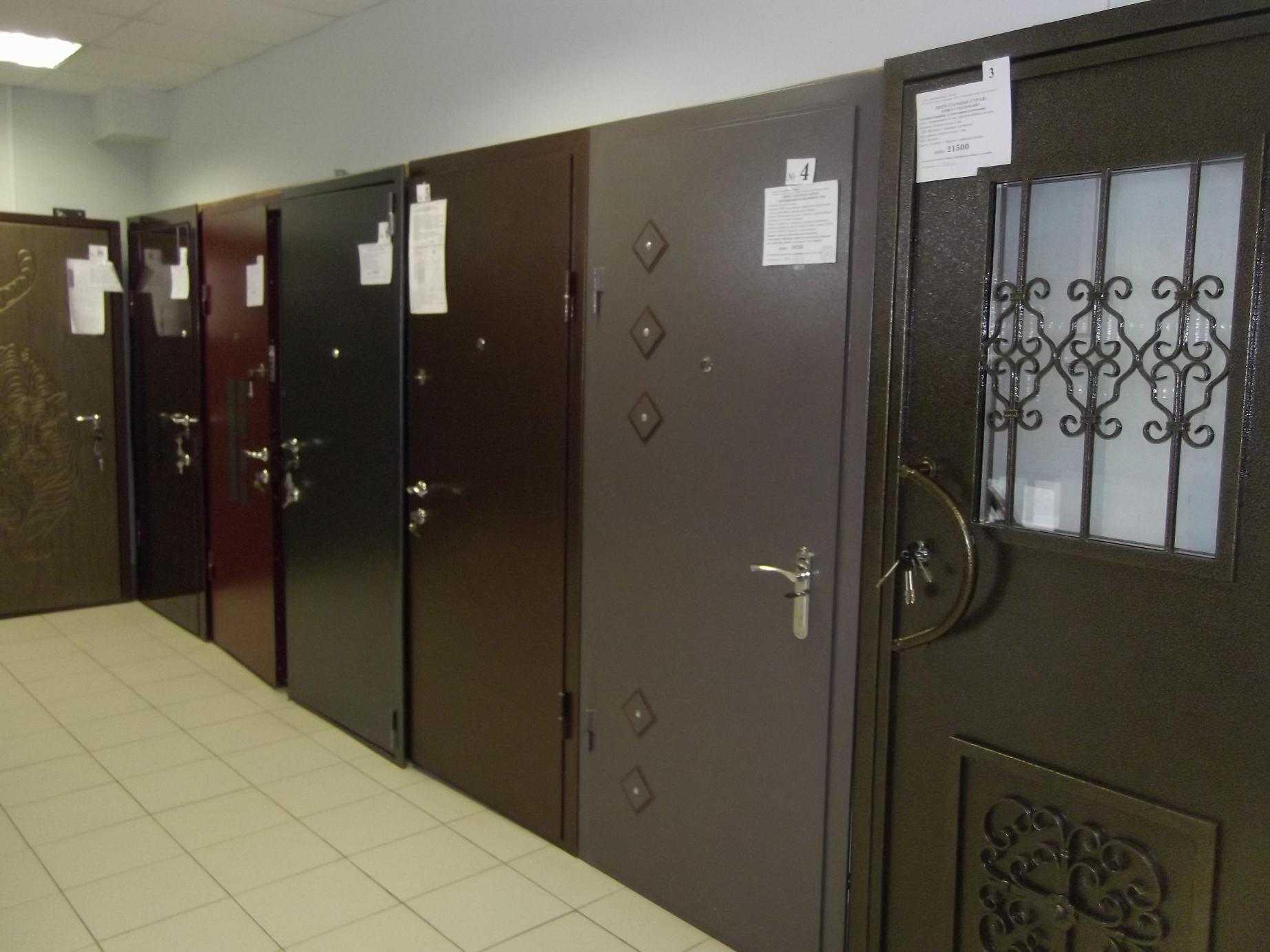 Изготавливаем металлическую дверь своими руками фото 287