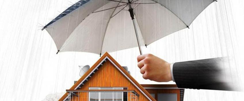 Дом защищён от влаги